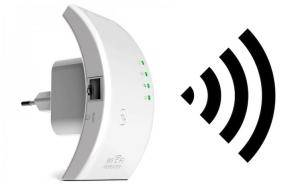 Amplificator de semnal wireless