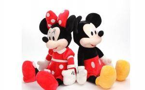Set Minnie si Mickey Mouse muzicali