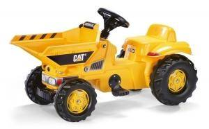 Tractor Cu Pedale Copii ROLLY TOYS