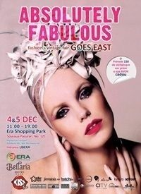 Absolutely Fabulous Fair goes East...